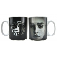 Game of Thrones - Mug effet thermique Daenerys