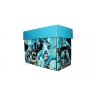 DC Comics - Boite de rangement Batman by Jim Lee 40 x 21 x 30 cm