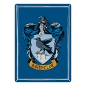 Harry Potter - Panneau métal Ravenclaw 21 x 15 cm