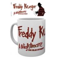 Freddy Les Griffes de la nuit - Mug Freddy