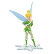 Disney Fairies - Figurine Fée Clochette d'hiver 10 cm