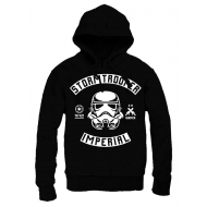Star Wars - Sweat à capuche Stormtrooper Biker Style