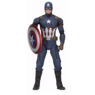 Captain America Civil War - Figurine 1/4 Captain America 45 cm