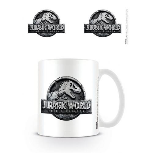 Jurassic World Fallen Kingdom - Mug Logo