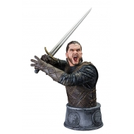 Game of Thrones - Buste Jon Snow Battle of the Bastards 15 cm