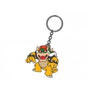 Nintendo - Porte-clés Bowser 6 cm