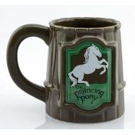 Le Seigneur des Anneaux - Mug 3D The Prancing Pony