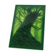 Ultimate Guard - 80 pochettes Printed Sleeves taille standard Lands Edition Foret I