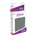Ultimate Guard - 60 pochettes Supreme UX Sleeves format japonais Gris Fonce