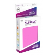 Ultimate Guard - 60 pochettes Supreme UX Sleeves format japonais Rose