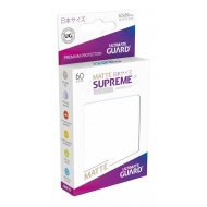 Ultimate Guard - 60 pochettes Supreme UX Sleeves format japonais Frosted Mat