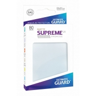 Ultimate Guard - 80 pochettes Supreme UX Sleeves taille standard Frosted Mat