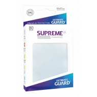 Ultimate Guard - 80 pochettes Supreme UX Sleeves taille standard Frosted