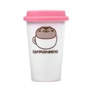 Pusheen - Mug de voyage Catpusheeno
