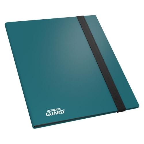 Ultimate Guard - Album portfolio A4 FlexXfolio Bleu Petrole