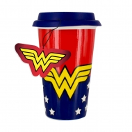 DC Comics - Mug de voyage Wonder Woman