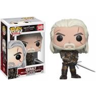 The Witcher - Figurine POP! Geralt 9 cm