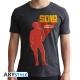 Star Wars - T-shirt Kid from Corellia homme MC dark grey
