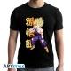 Dragon Ball - T-shirt  Gohan homme MC black