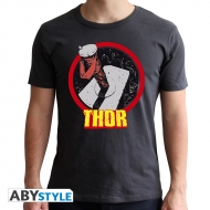 Marvel - T-shirt Thor homme MC dark grey - new fit