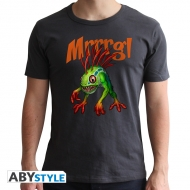 World Of Warcraft - T-shirt Murloc - homme MC dark grey - new fit