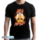 Rick And Morty - T-shirt Birdperson homme MC black- new fit