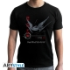 Star Wars - T-shirt Tie Silencer E8 homme MC black- new fit