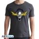 Overwatch - T-shirt Winston homme MC dark grey - new fit