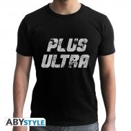 My Hero Academia - T-shirt Plus Ultra homme MC black - new fit