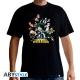 My Hero Academia - T-shirt Héros homme MC black- basic