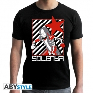 Rick And Morty - T-shirt Solenya homme MC black- new fit