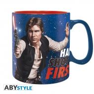Star Wars - Mug Han Shot First 460 ml