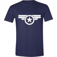 Captain America - T-Shirt Super Soldier Logo