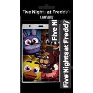 Five Nights At Freddy's - Dragonne avec porte-clés Faz Bear