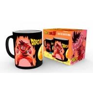 Dragonball Z - Mug effet thermique Super Saiyan