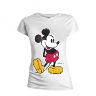 Mickey Mouse - T-Shirt femme Classic Kick