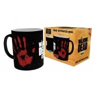 The Walking Dead - Mug effet thermique Hand Print