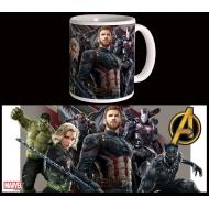 Avengers Infinity War - Mug Wakanda Battle