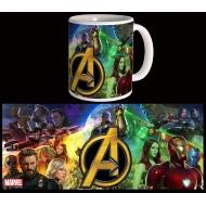 Avengers Infinity War - Mug War