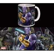 Avengers Infinity War - Mug Black Order