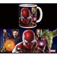 Avengers Infinity War - Mug Spider-Man