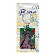 DC Comics - Porte-clés métal Joker 6 cm