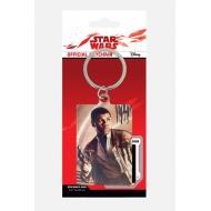 Star Wars Episode VIII - Porte-clés métal Finn Blaster 6 cm