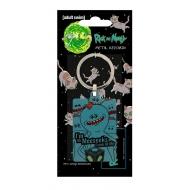 Rick et Morty - Porte-clés métal Mr. Meeseeks 6 cm