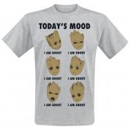 Les Gardiens de la Galaxie Vol. 2 - T-Shirt Groot Todays Mood