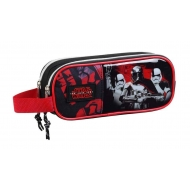 Star Wars VIII - Trousse double compartiments 21cm