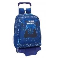 Star Wars - Sac à dos 32cm avec son trolley