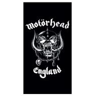 Motorhead - Serviette de bain Logo 150 x 75 cm
