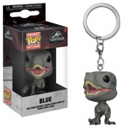 Jurassic World 2 - Porte-clés Pocket POP! Blue 4 cm