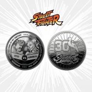 Street Fighter - Pièce de collection 30th Anniversary Ryu vs Chun-Li